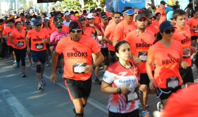 Eventos Brooks - 2013