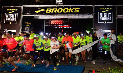 Eventos Brooks - 2015